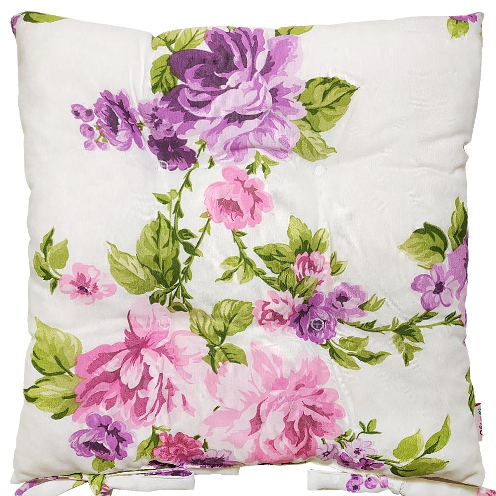 Подушка на стул Altali Мальта, сиреневый подушки на стул altali подушка на стул с рисунком марселла лайн