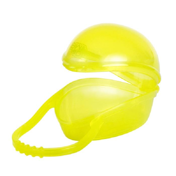 Футляр для пустышки ПОМА Для соски пустышки, 5317ж желтый