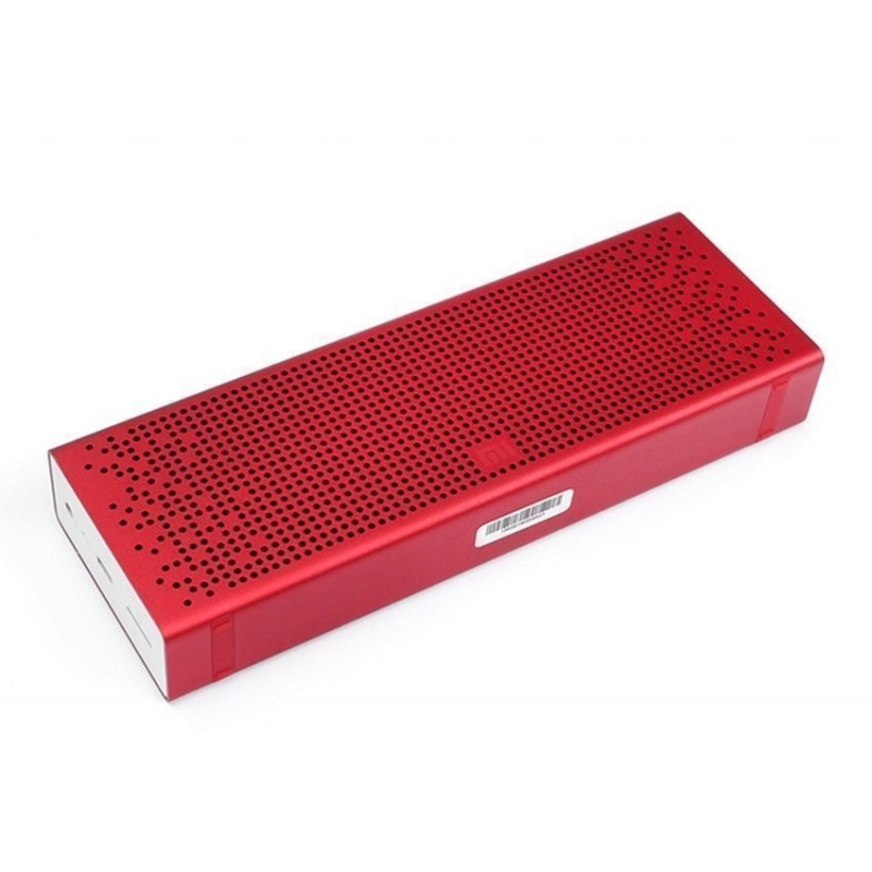 Беспроводная колонка Xiaomi Беспроводная колонка Mi Bluetooth Speaker (красная), 800401-4RUS колонки xiaomi беспроводная колонка mi bluetoth speaker mini silver