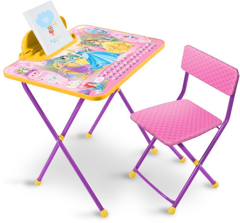 Набор детской мебели Ника Disney, Д2П, розовый