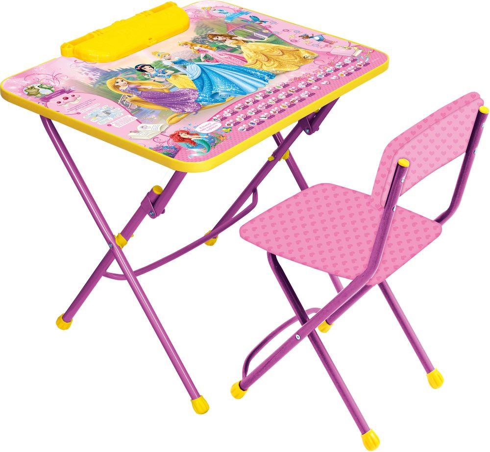 Набор детской мебели Ника Disney, Д3П, розовый