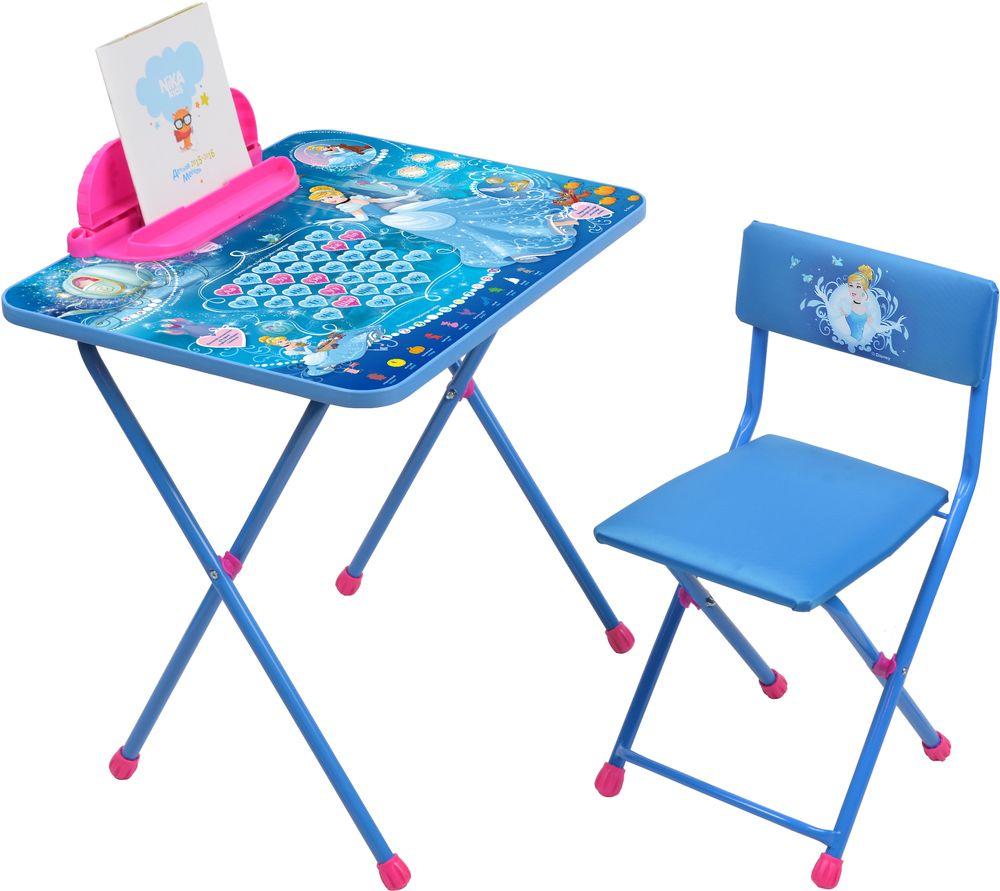 Набор детской мебели Ника Disney, синий цена