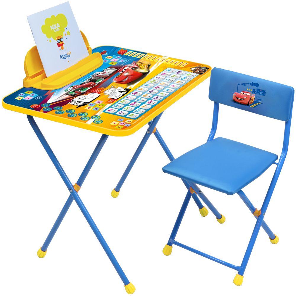 Набор детской мебели Ника Disney, синий набор детской мебели ника disney д2у синий