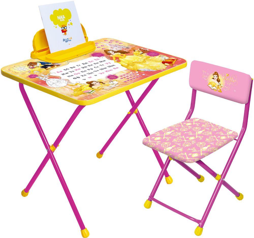 Набор детской мебели Ника Disney, Д4Б, розовый