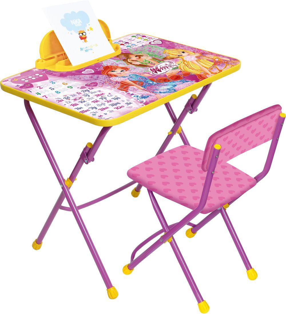 Набор детской мебели Ника Winx, В3А, розовый