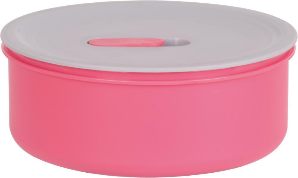 Фото - Контейнер пищевой Bekker, BK-5139, розовый, 540 мл контейнер для игрушек pilsan сундук розовый 06 189