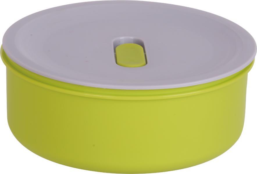 Контейнер пищевой Bekker, BK-5140, светло-зеленый, 540 мл контейнер пищевой elff decor цвет зеленый 800 мл