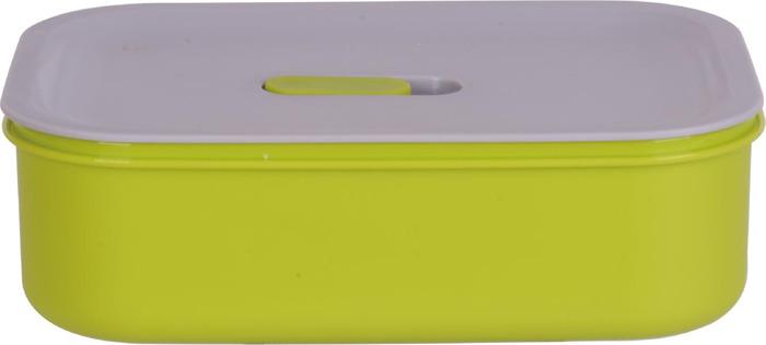Контейнер пищевой Bekker, BK-5144, светло-зеленый, 600 мл контейнеры из полимеров bekker контейнер bk 5124 3 2л пищевой