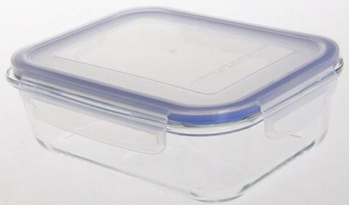 Контейнер пищевой Bekker, BK-8803, прозрачный, 370 мл