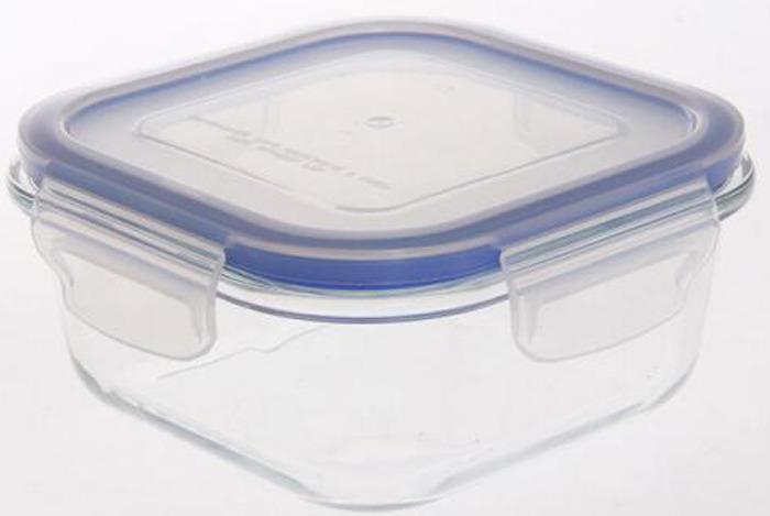 Контейнер пищевой Bekker, BK-8808, прозрачный, 520 мл контейнеры из полимеров bekker контейнер bk 5124 3 2л пищевой