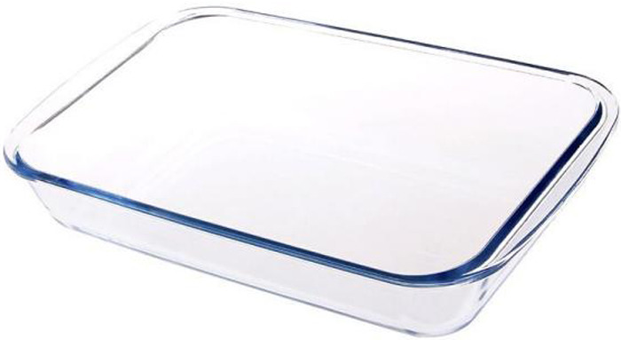 Форма для выпечки Bekker, BK-8823, прозрачный, 30 х 18 х 5,5 см