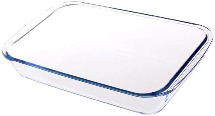 Форма для выпечки Bekker, BK-8825, прозрачный, 40 х 24,5 х 5,5 см