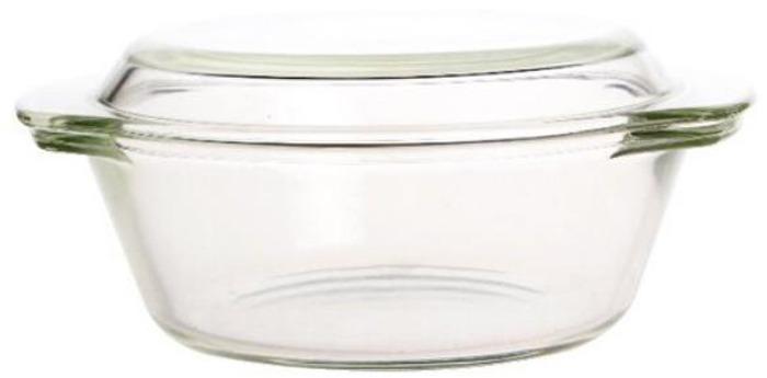 Кастрюля Bekker, BK-8828, прозрачный, 1,5 л
