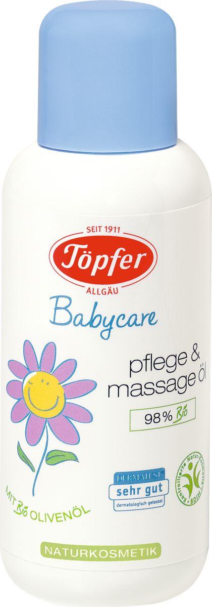 Масло для кожи Topfer, детское, 100 мл цена