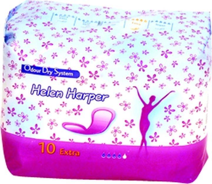 Прокладки послеродовые Helen Harper Microflex Small, 10 шт