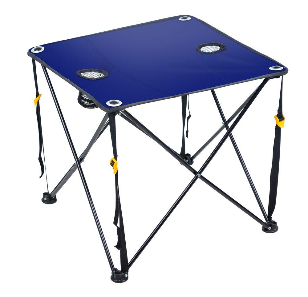 Стол раскладной Nika ПСТП, цвет: синий, синий цена 2017