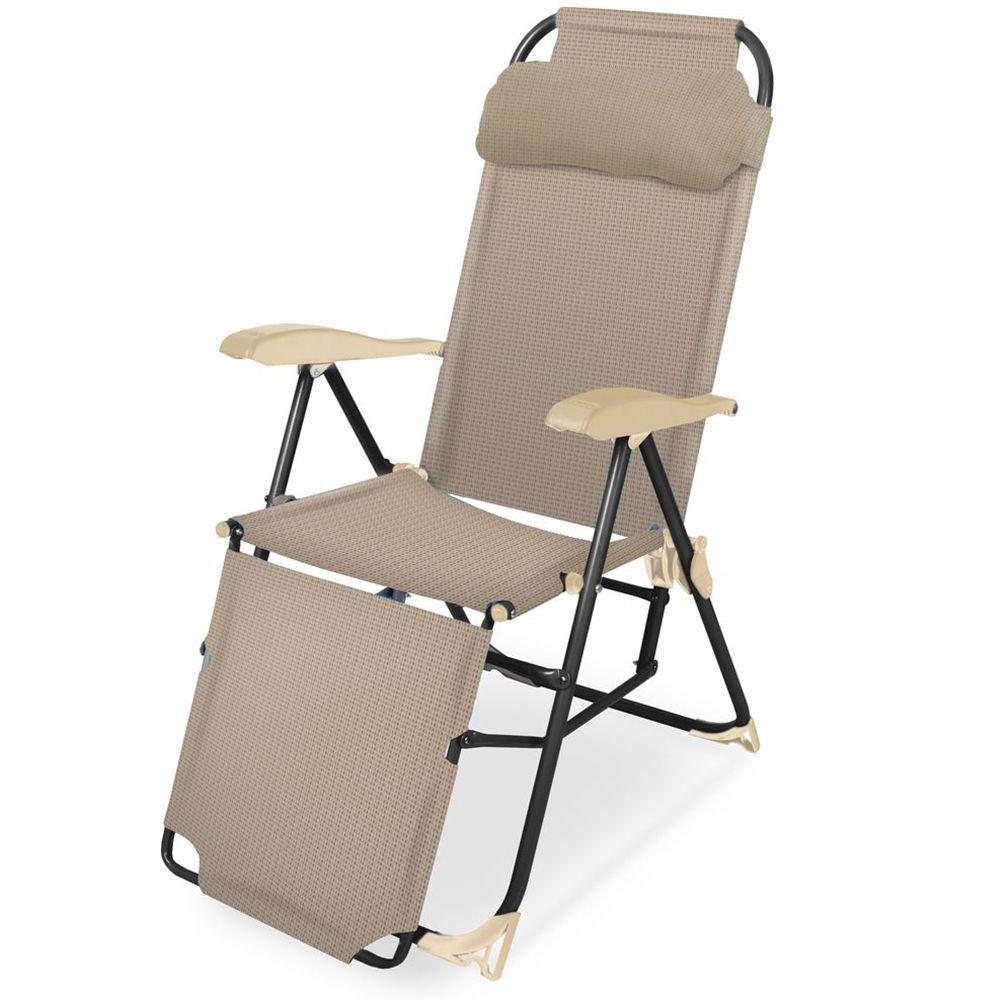 Кресло-шезлонг Nika К3, цвет: песочный, бежевый кулинарная книга петровича