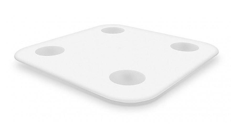 Напольные весы Xiaomi Умные весы Mi Smart Scale 2, White, напольные, белый умные весы mgb body fat scale glass edition белый