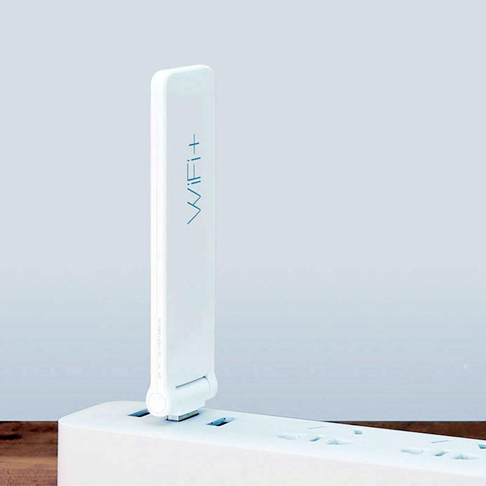 Усилитель беспроводного сигнала Xiaomi Усилитель сигнала Wi-Fi Repeater 2 (Amplifier), белый ipush wi fi display dlna airplay receiver dongle white