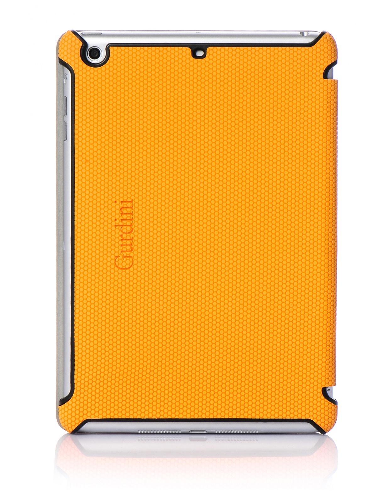 Чехол для планшета Gurdini книжка New Tips 410036 для Apple iPad mini 1/2/3, оранжевый
