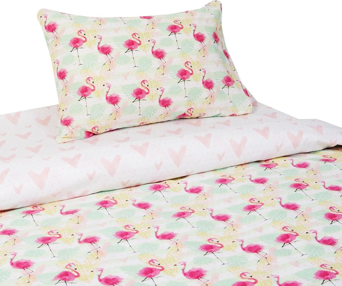 """Комплект постельного белья Этель Этелька """"Розовые сны"""", 2378745, разноцветный, наволочка 50x70"""