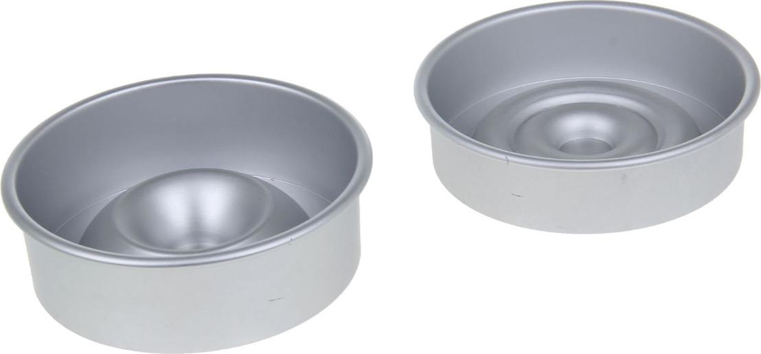 Набор для выпечки, 1290517, с сердцевиной, 14 х 6 см, 2 шт