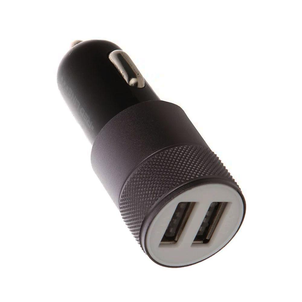 Автомобильное зарядное устройство red line 2USBC20,2.1А, УТ000010219, черный автомобильное зарядное устройство red line xipin2usbсх22 ут000015238 черный