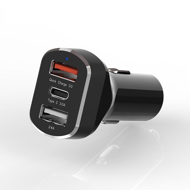 Автомобильное зарядное устройство red line Tech2USB+Type-CAPD-3A),3A, УТ000015302, черный zndiy bry apm2 5 2 apm2 6 power module v1 0 output w bec 3a xt60 plug black red