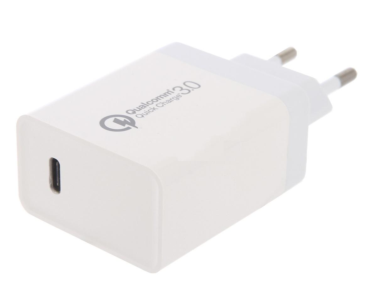 Зарядное устройство red line PD1-3A, УТ000015720 зарядное устройство red line nqc1 3a tech usb qc 3 0 black ут000015768