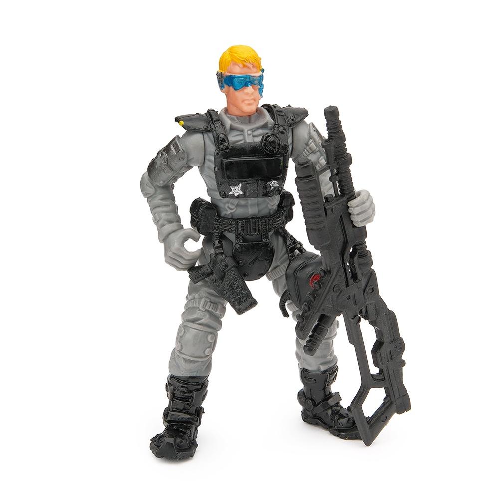 Фигурка FindusToys Call of Duty, с автоматом, FD-35-004/Штурмовик 20916 call of duty black ops