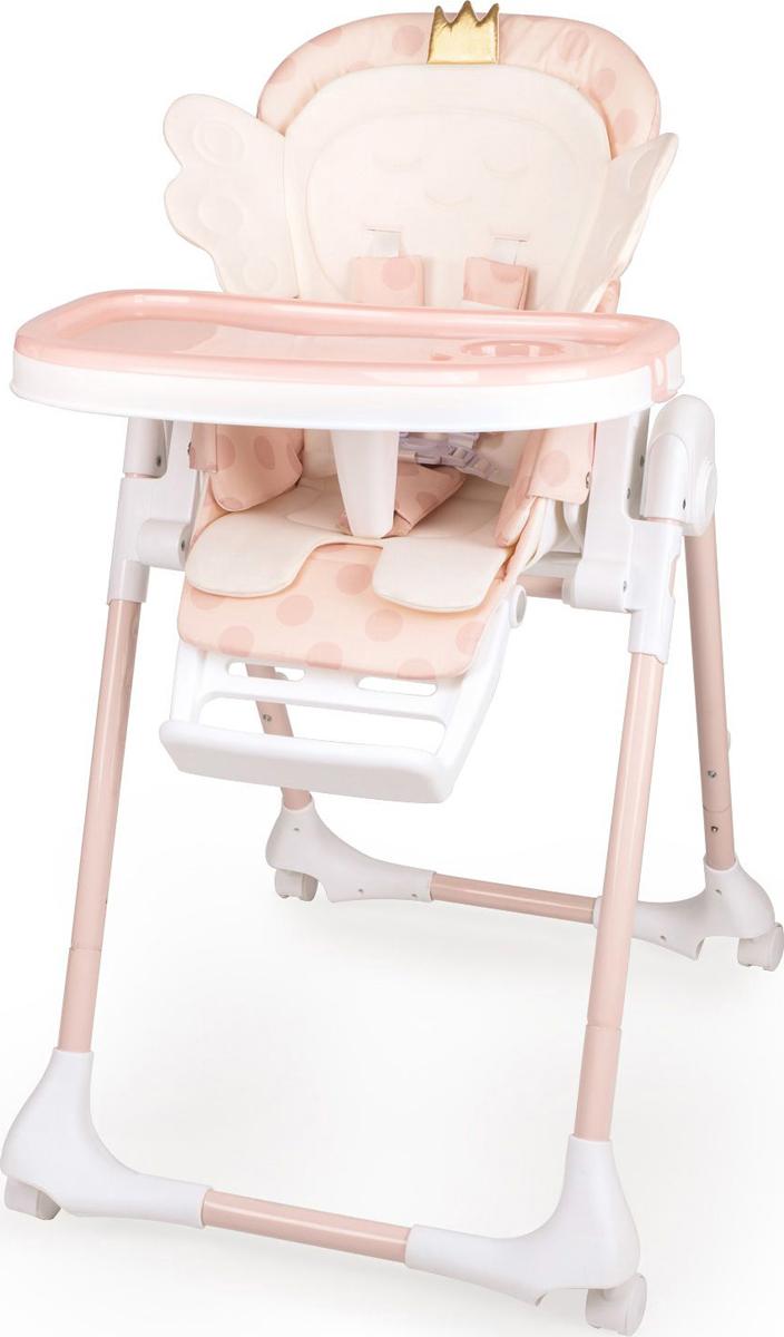 Стул для кормления Happy Baby Wingy, розовый