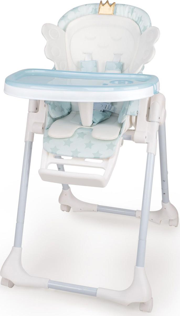 Стул для кормления Happy Baby Wingy, голубой