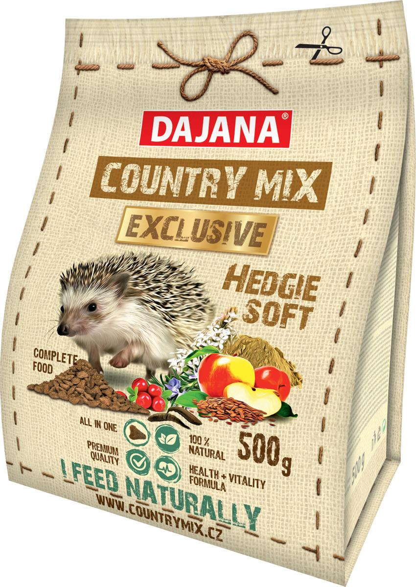 Корм сухой Dajana Exclusive, для ежей, DP407J, 500 г