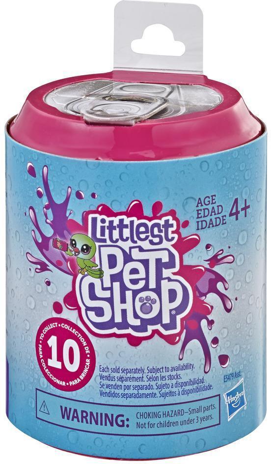 Фигурка Littlest Pet Shop Core Пет В Напитке, 1 шт, E5479EU4
