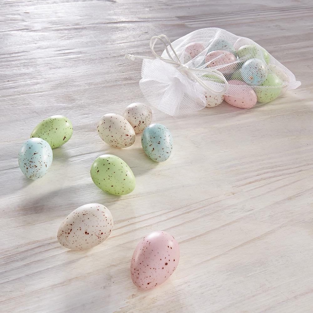 """Фигурка праздничная ХИТ - декор """"Яйца - пастельные цвета"""", 06034, 06034"""