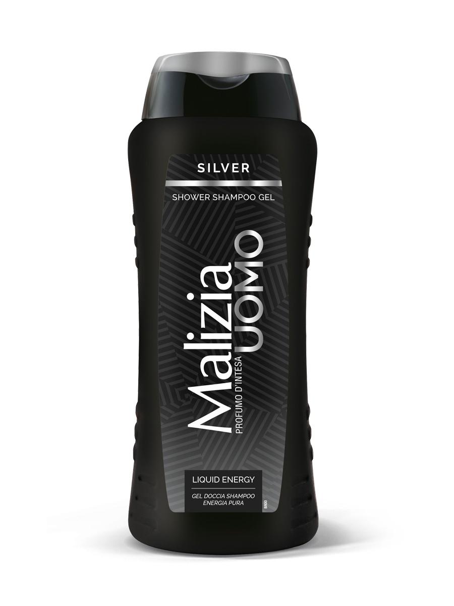 Шампунь для волос Malizia SILVER
