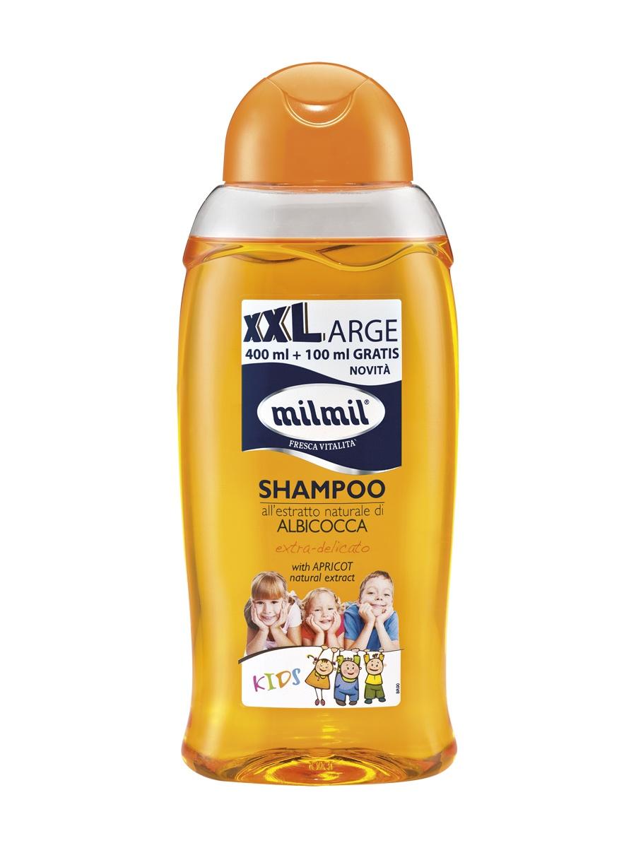 Шампунь для волос Malizia Абрикос