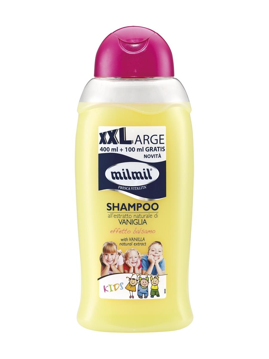Шампунь для волос Malizia Ваниль