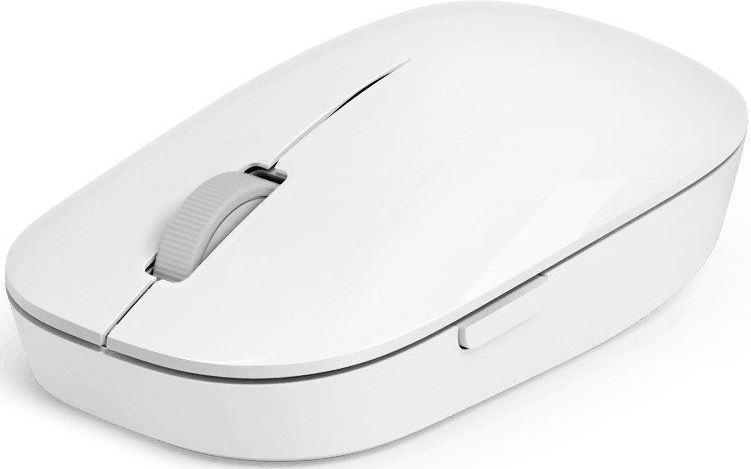 лучшая цена Мышь Xiaomi Беспроводная мышь Mi Wireless Mouse, White , 800974-1RUS, белый