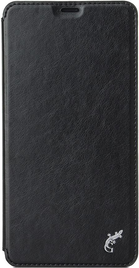 Чехол G-Case Slim Premium для Xiaomi Mi Max 3, GG-1003, черный g case slim premium чехол для xiaomi mi5x mi a1 black