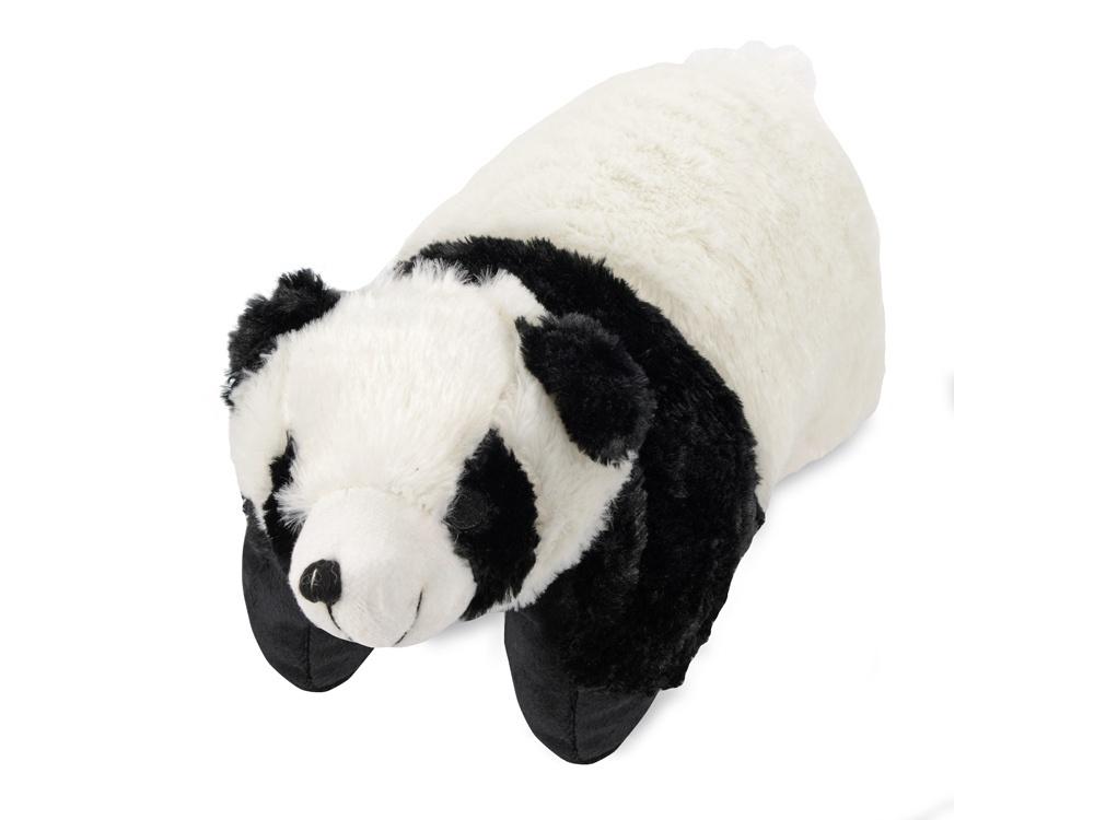 Подушка-игрушка Oasis «Панда», 839427, белый, черный