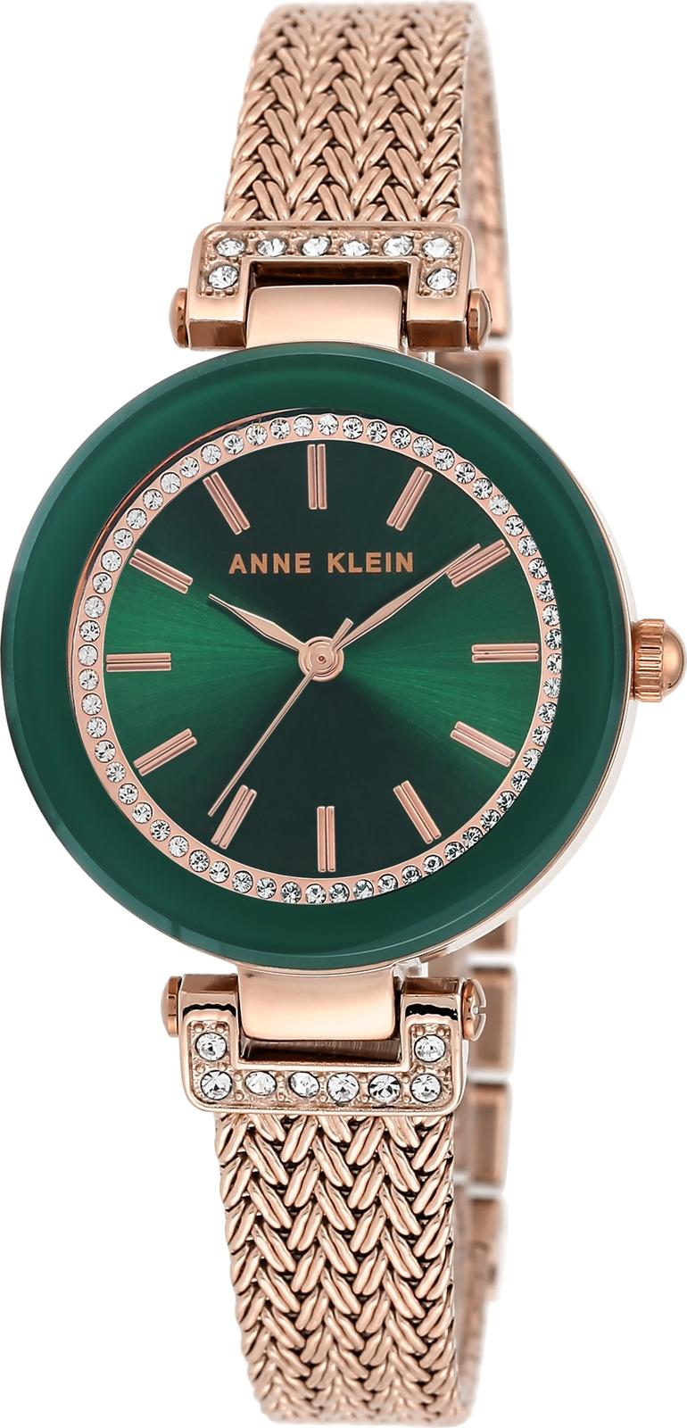 Наручные часы Anne Klein женские зеленый все цены