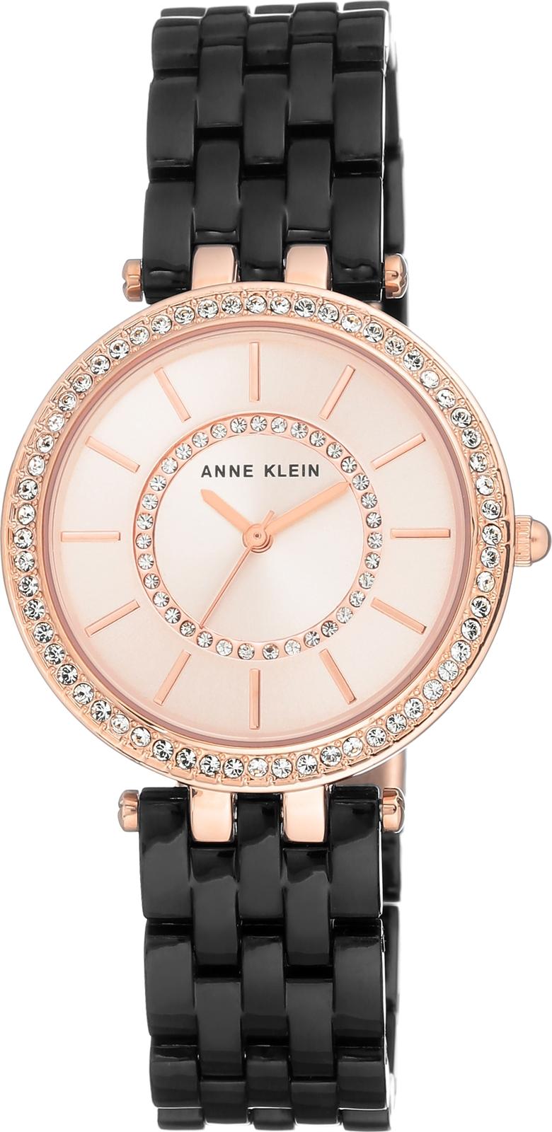 Наручные часы Anne Klein женские черный все цены