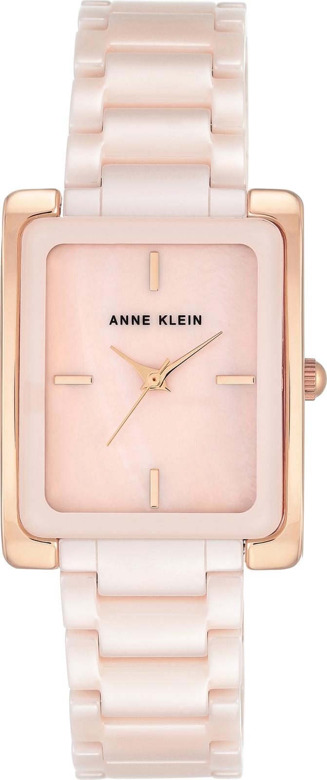 Наручные часы Anne Klein женские светло-розовый женские часы anne klein 3352pkst