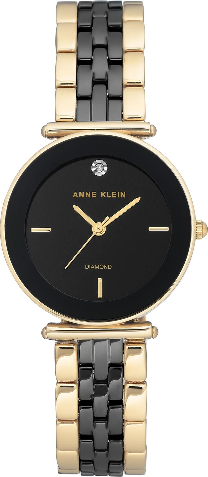 Наручные часы Anne Klein женские черный