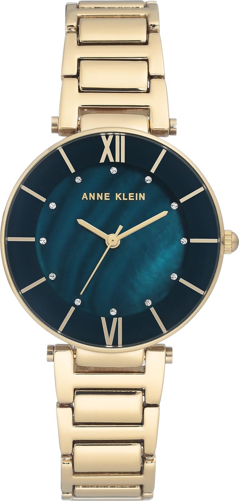 Наручные часы Anne Klein женские синий женские часы anne klein 3352pkst