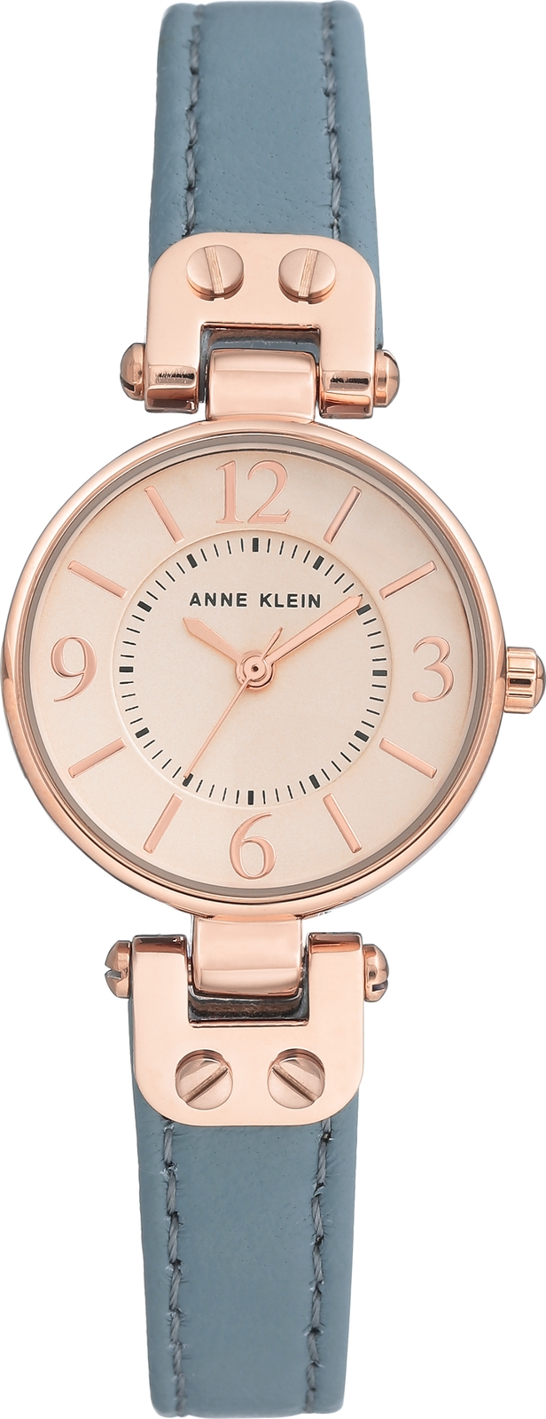 Наручные часы Anne Klein женские голубой ziiiro наручные часы ziiiro eclipse metalic rose gold