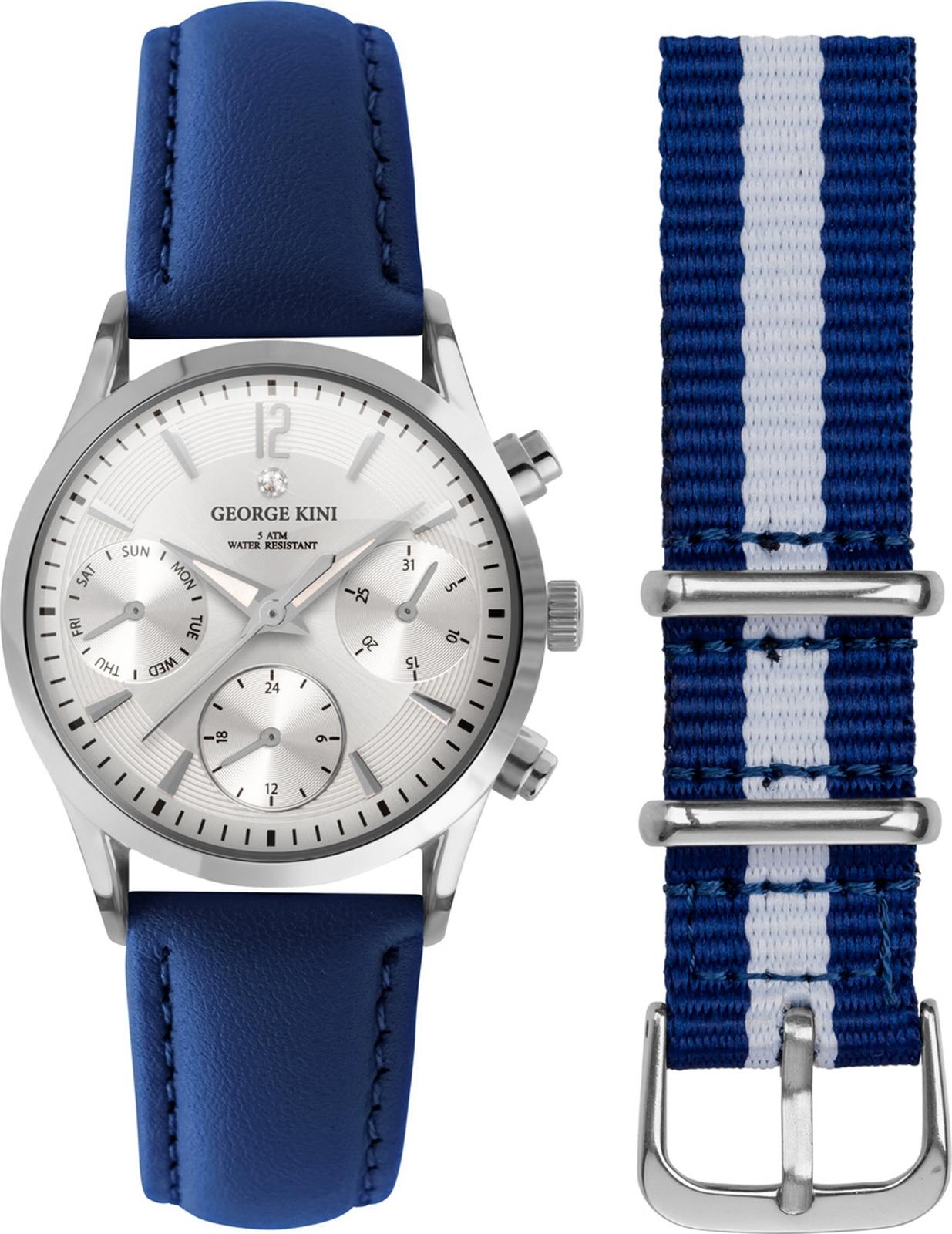 Наручные часы George Kini женские синий