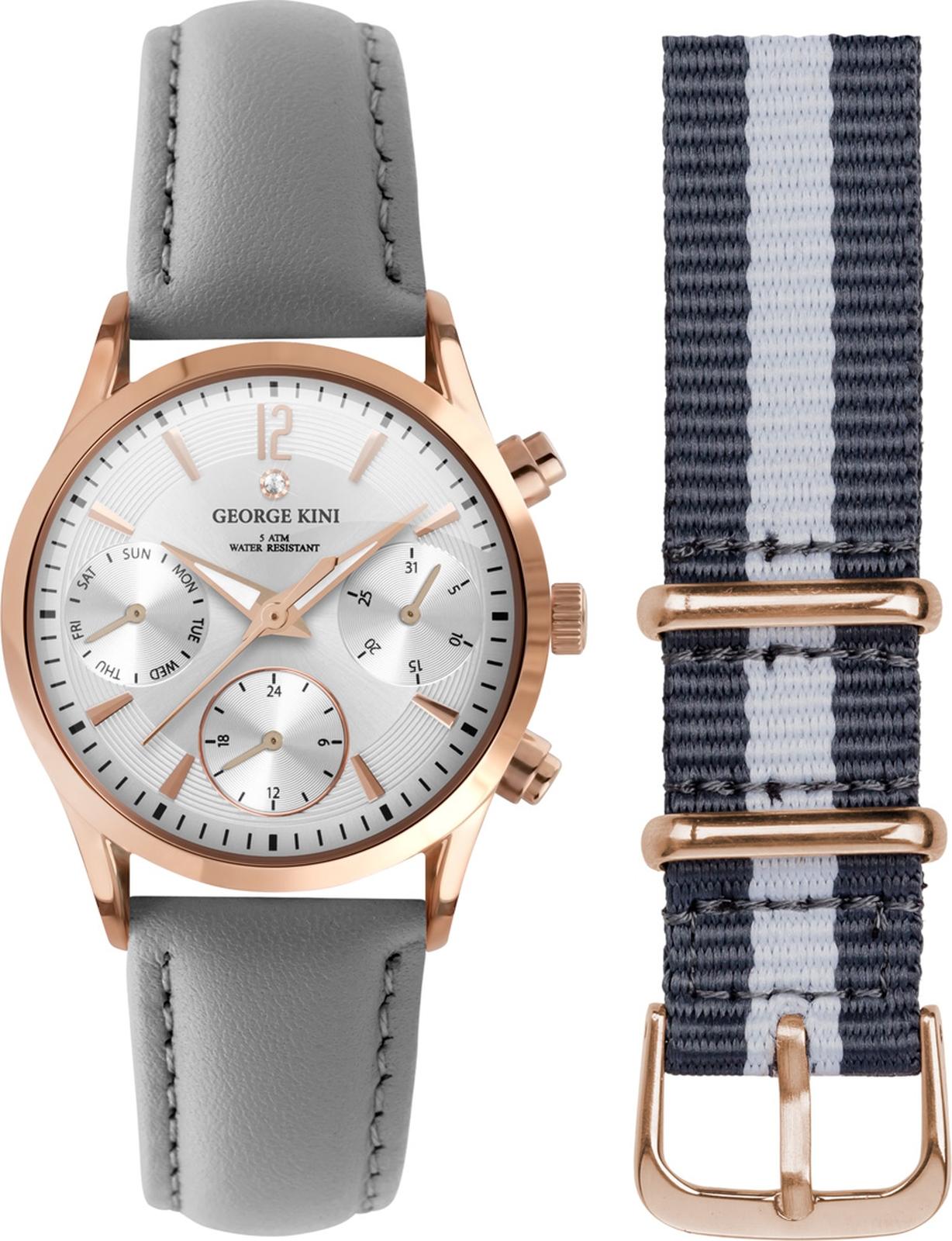 Наручные часы George Kini женские серый