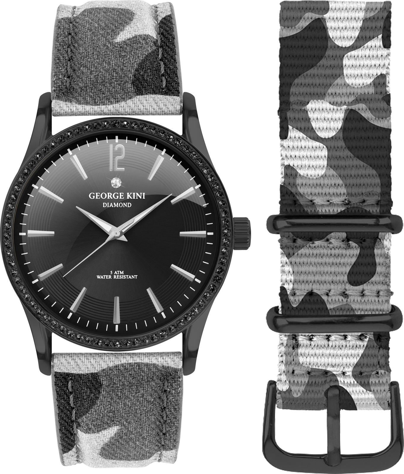 Наручные часы George Kini женские черный